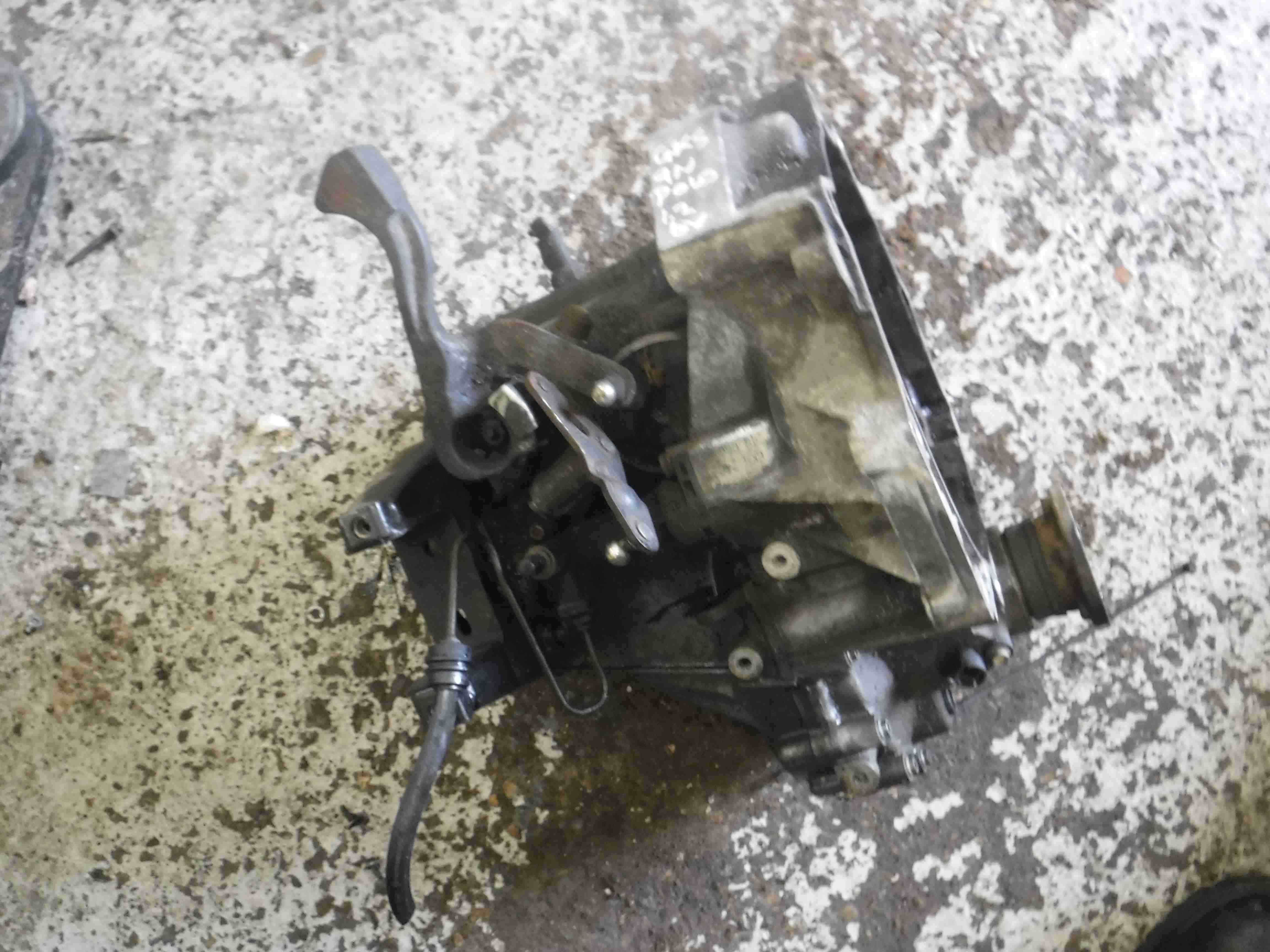 Volkswagen Polo 2003-2006 9N 1.2 6v 5 Speed Manual Gearbox GKS