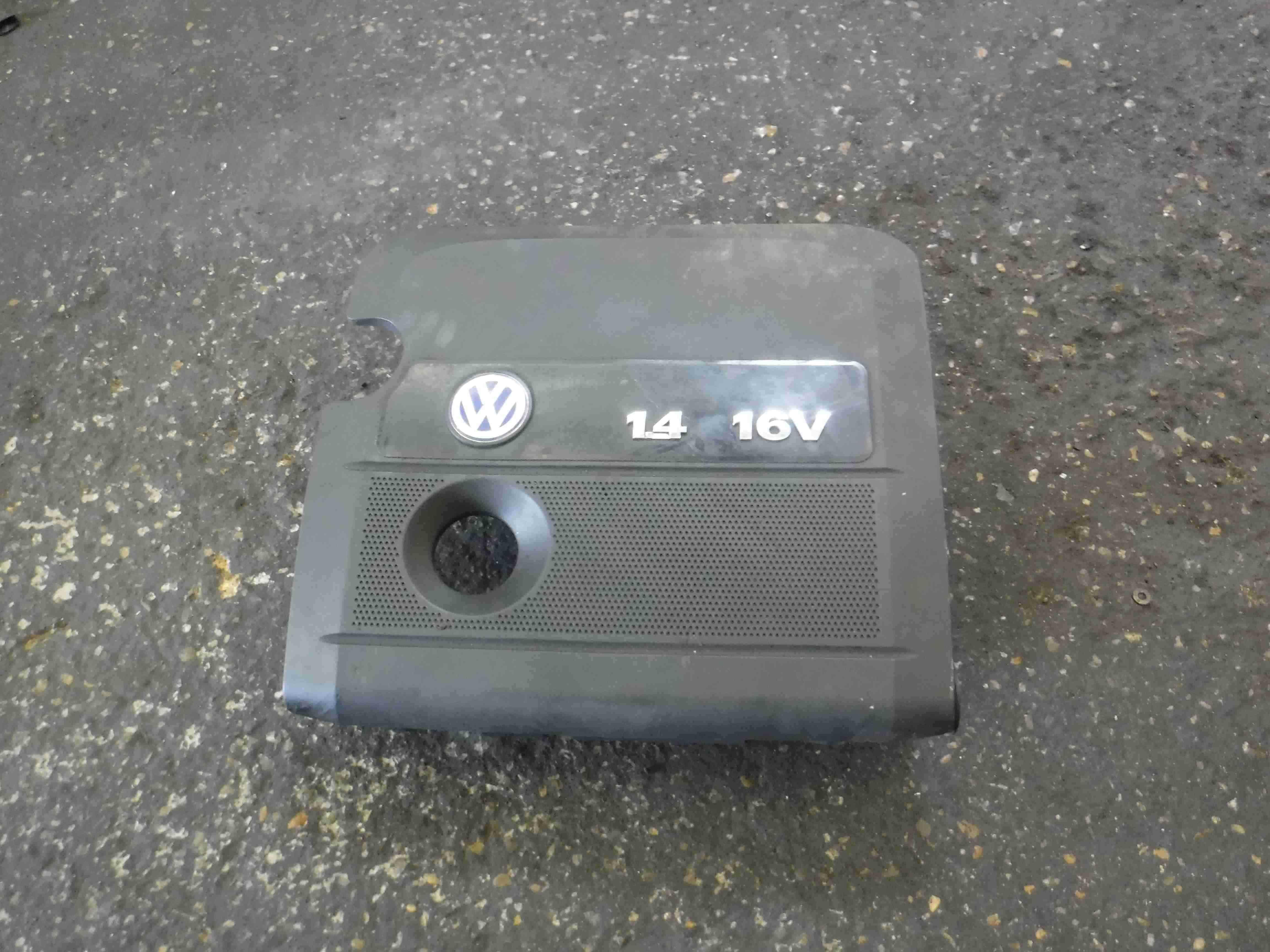 Volkswagen Polo 2003-2006 9N 1.4 16v Engine Cover Plastic 036129607T