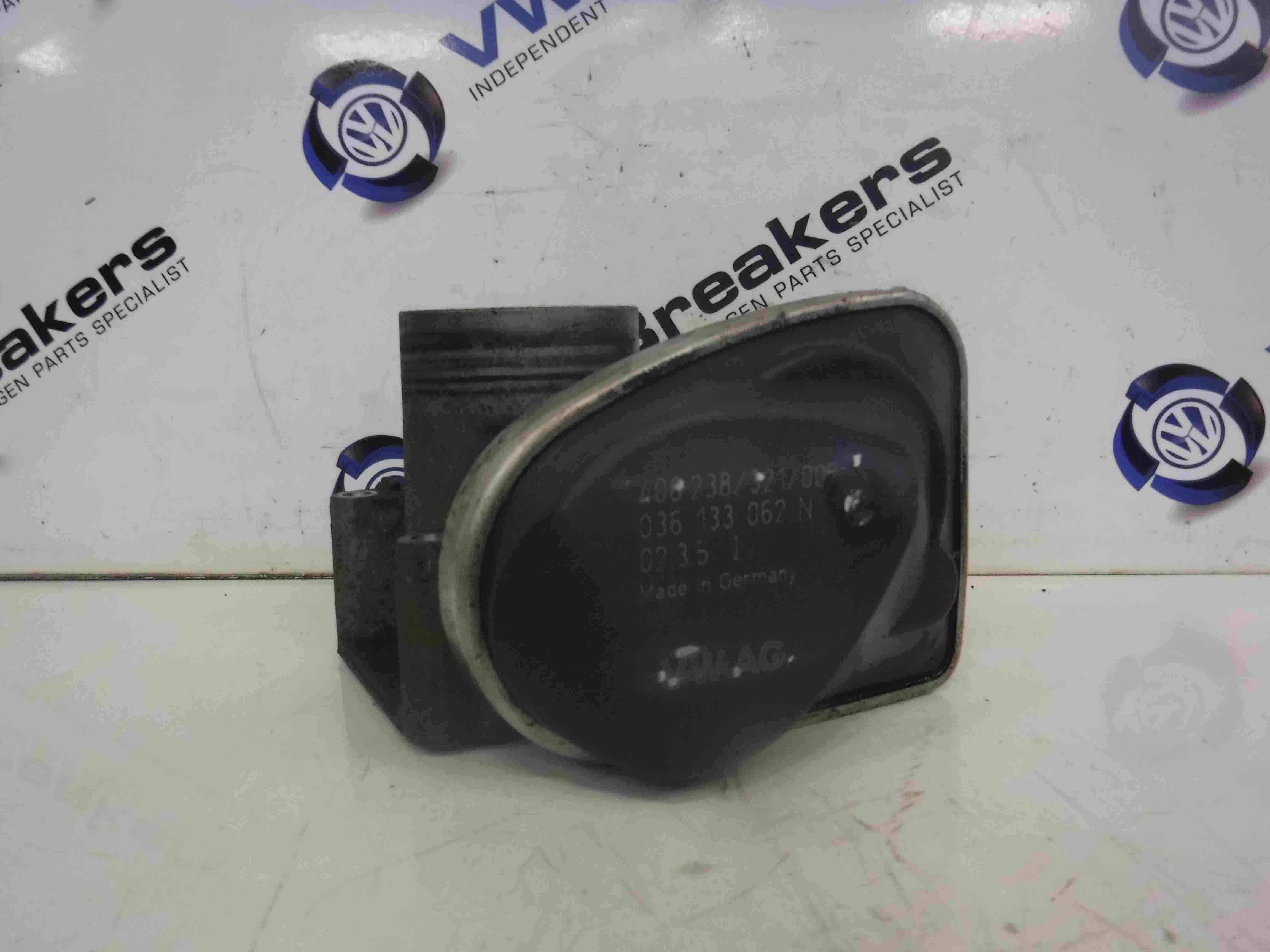 Volkswagen Polo 2003-2006 9N 1.4 Throttle Body 036133062N