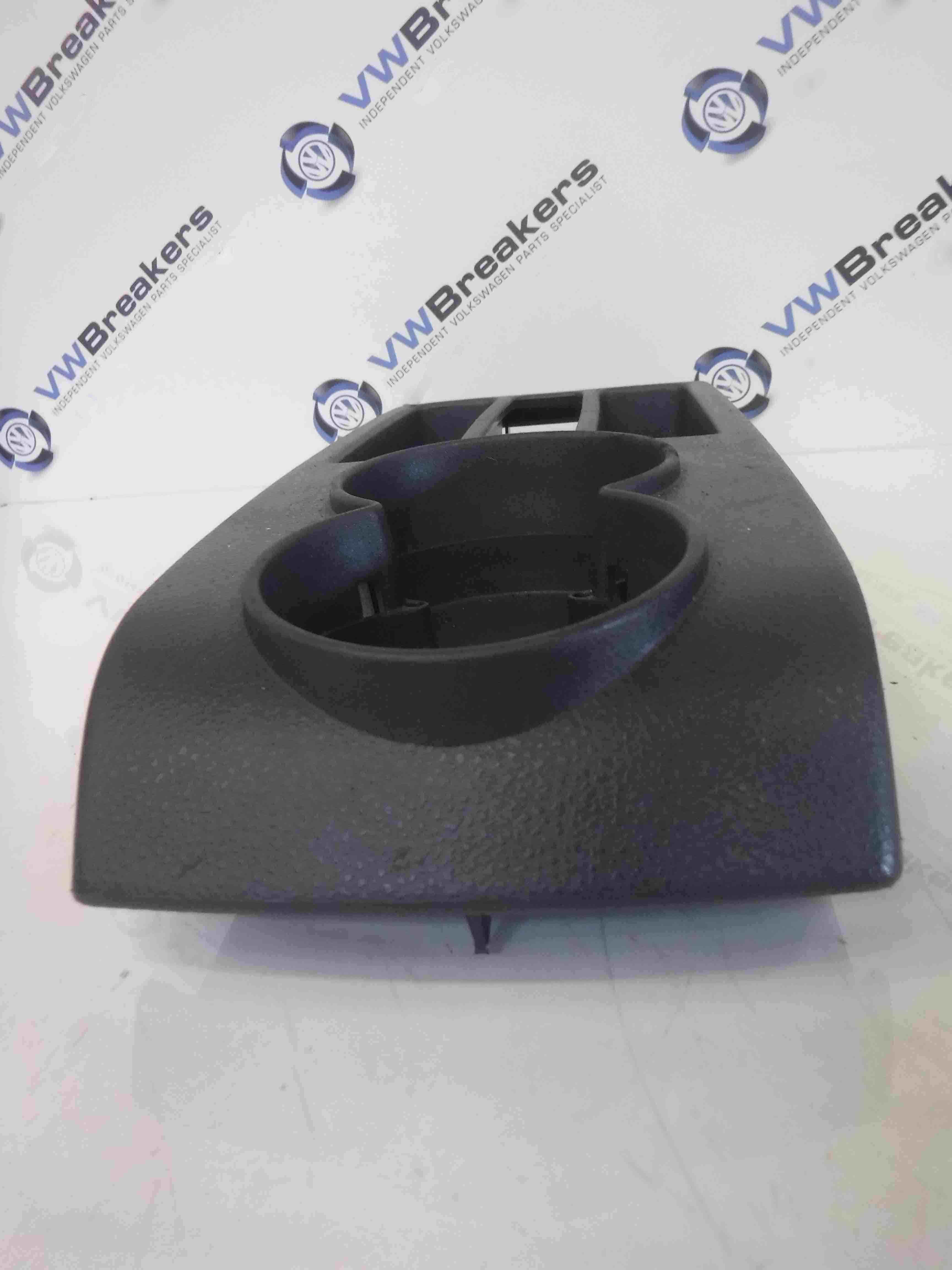 Volkswagen Polo 2006-2008 9N3 Centre Console Cup Holder 6Q0863319H