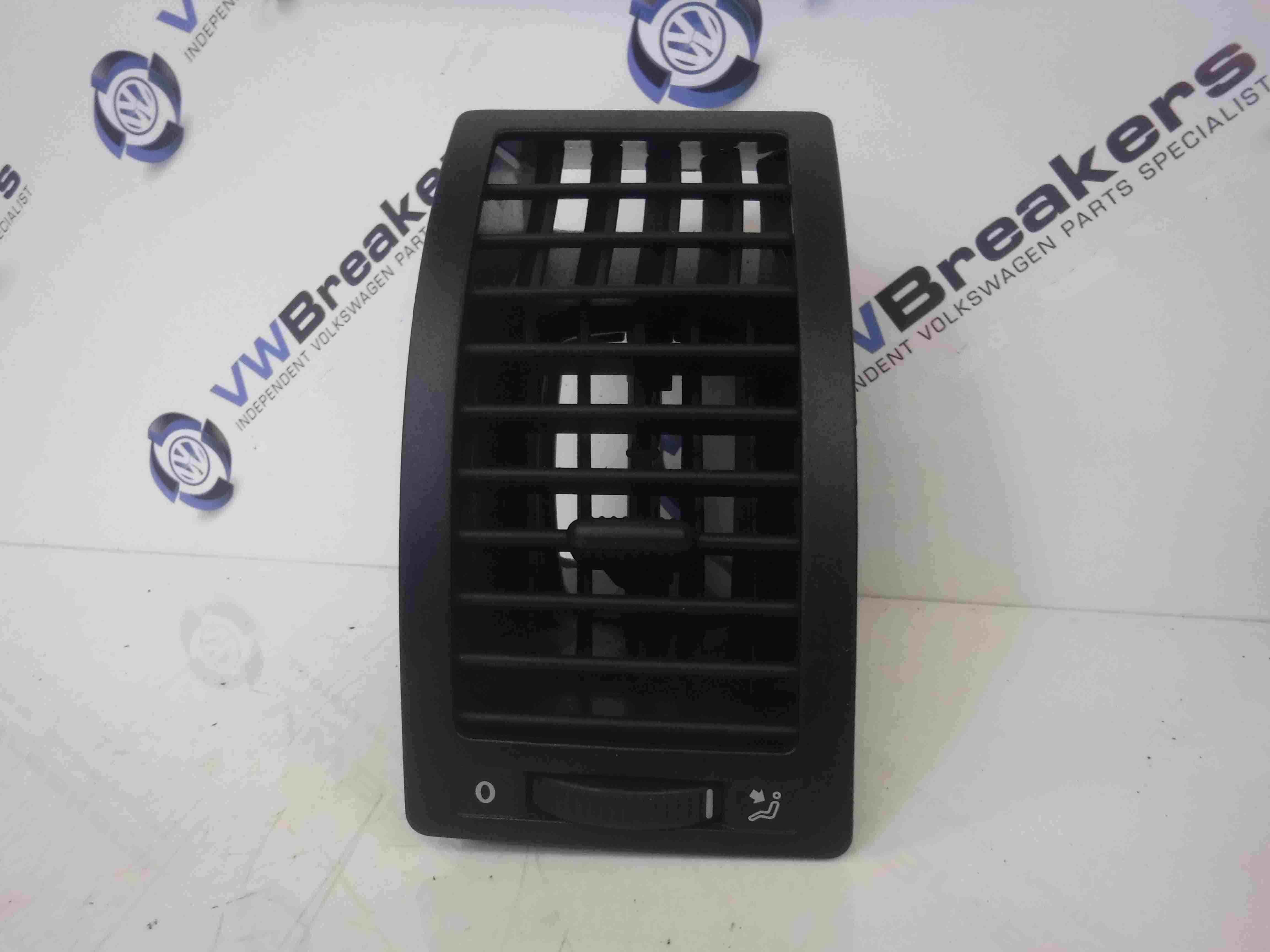 Volkswagen Polo 2006-2008 9N3 Drivers OS Heater Vent 6Q0819704