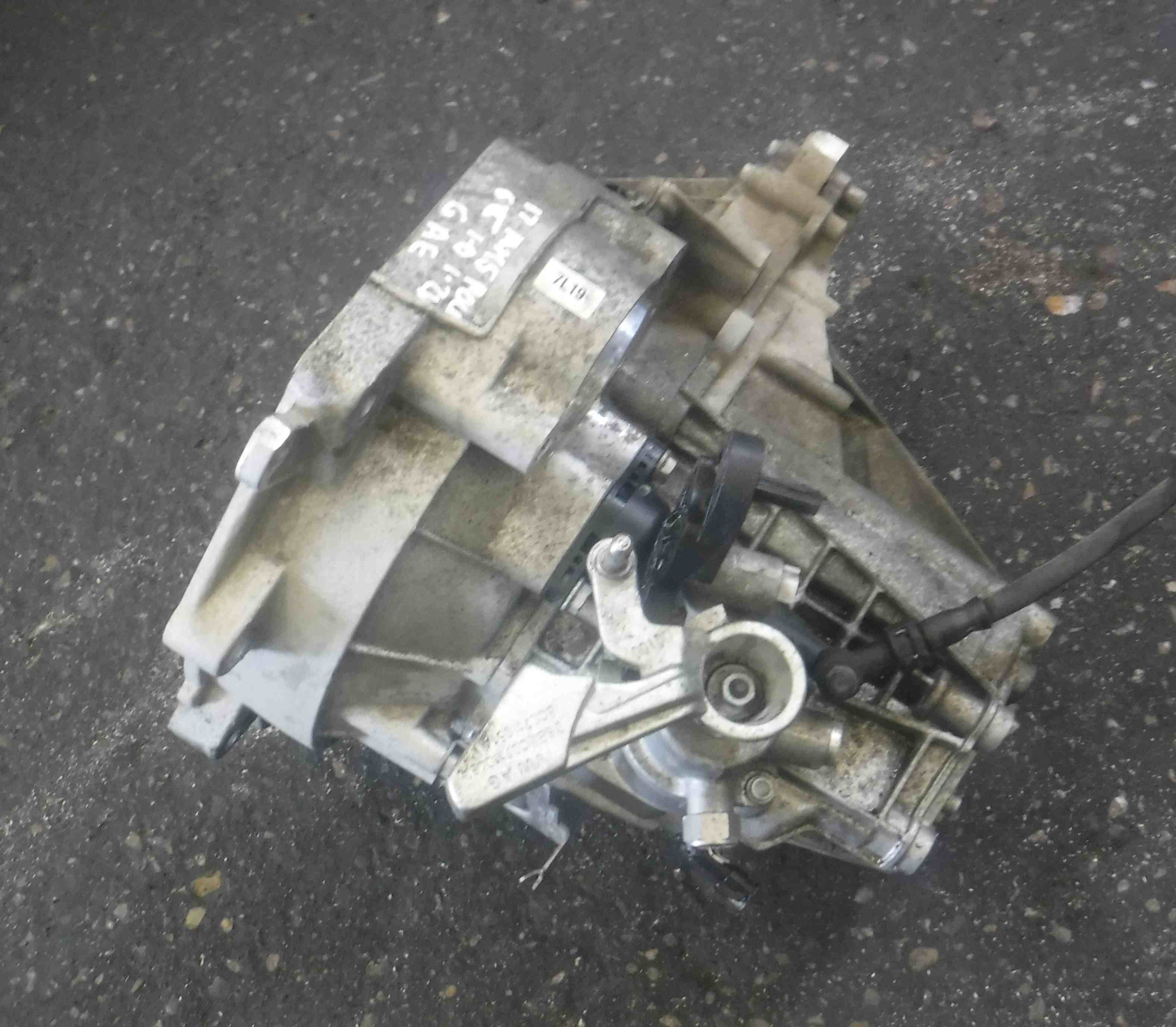 Volkswagen Polo 6C 2014-2017 1.0 12v 5 Speed Manual Gearbox QAE