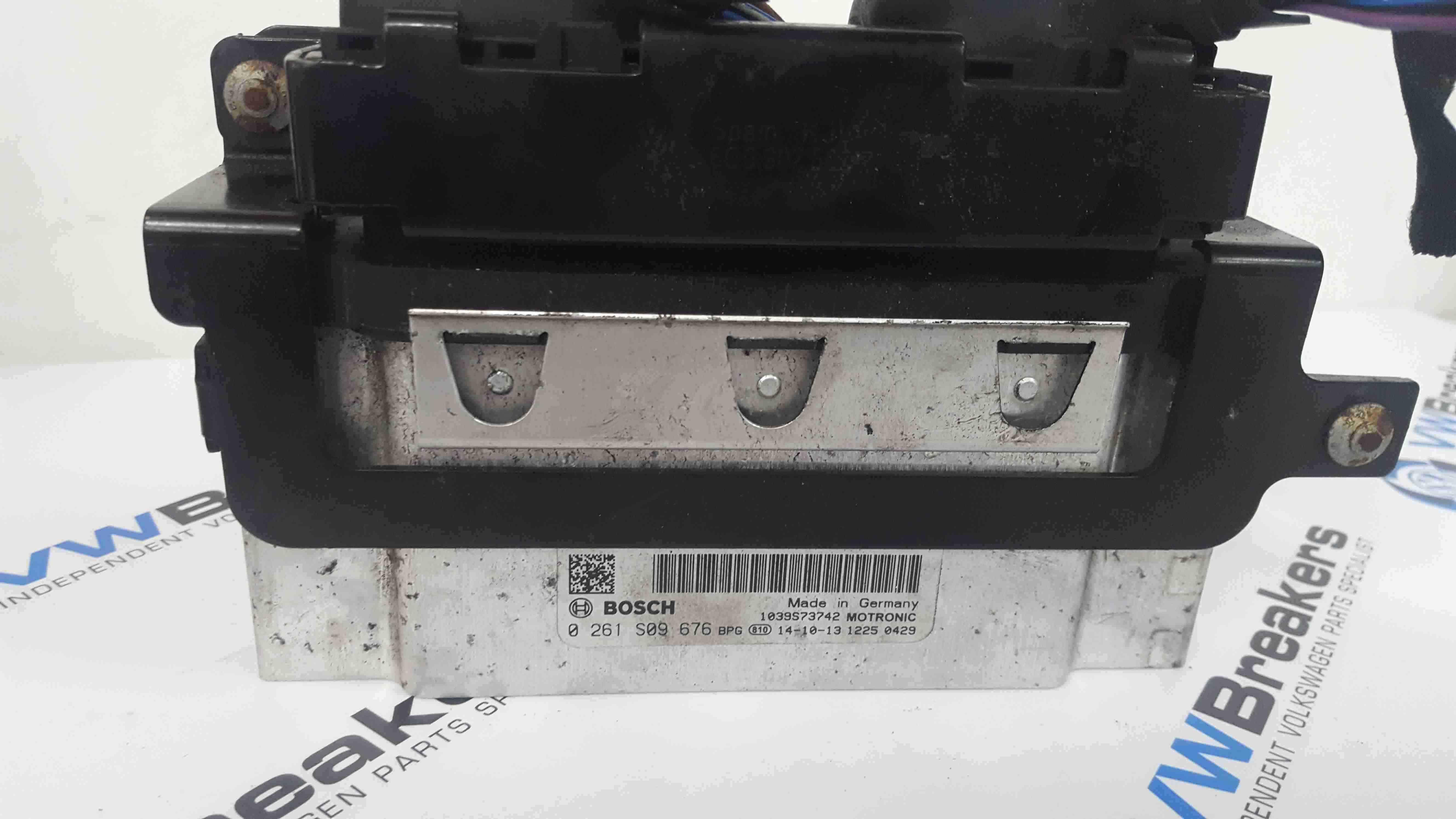 Volkswagen Polo 6C 2014-2017 1.0 Engine Control Unit ECU Computer 0261S09676