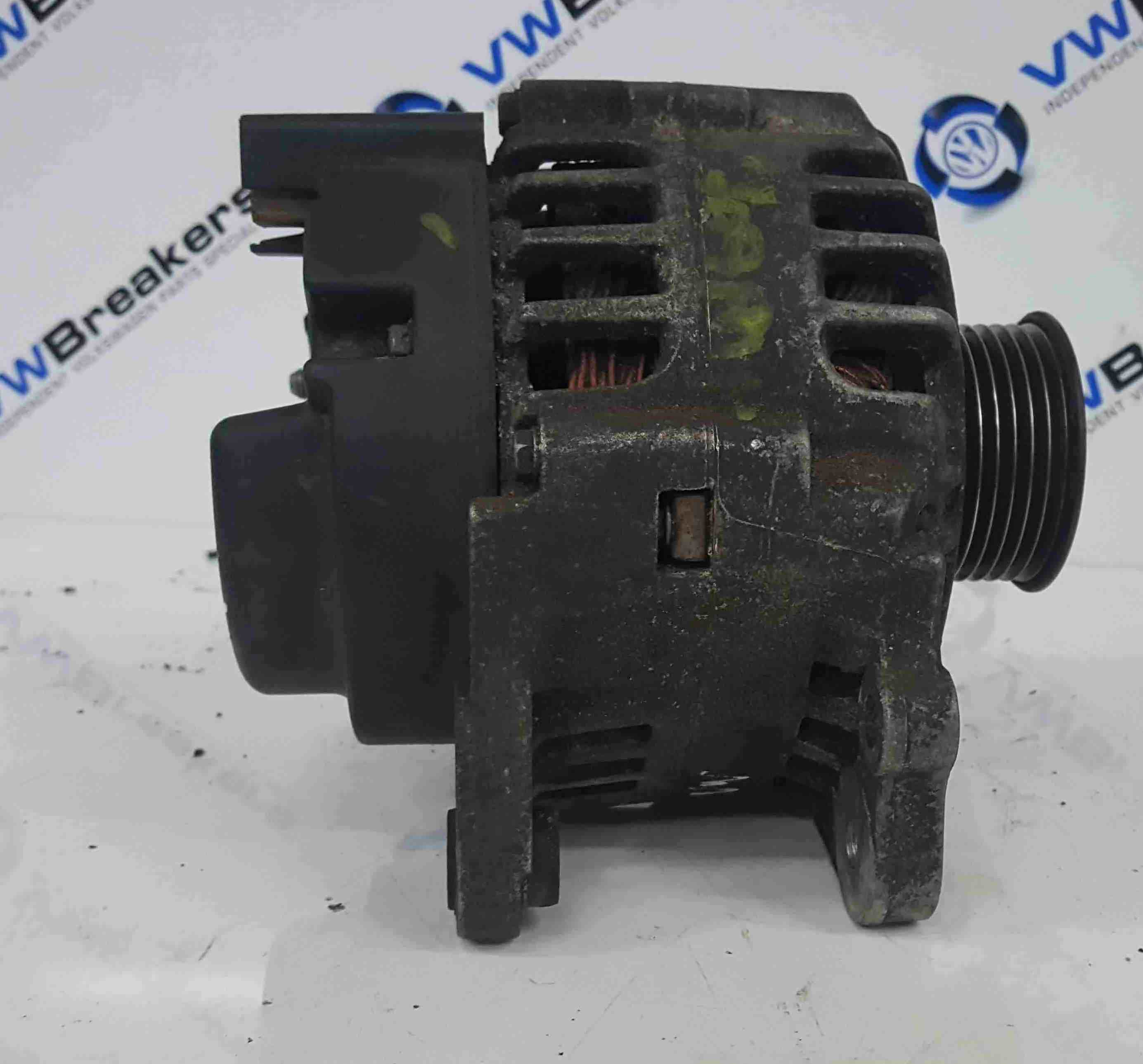 Volkswagen Polo 6N2 1995-1999 1.4 Alternator AUA 03D903025D