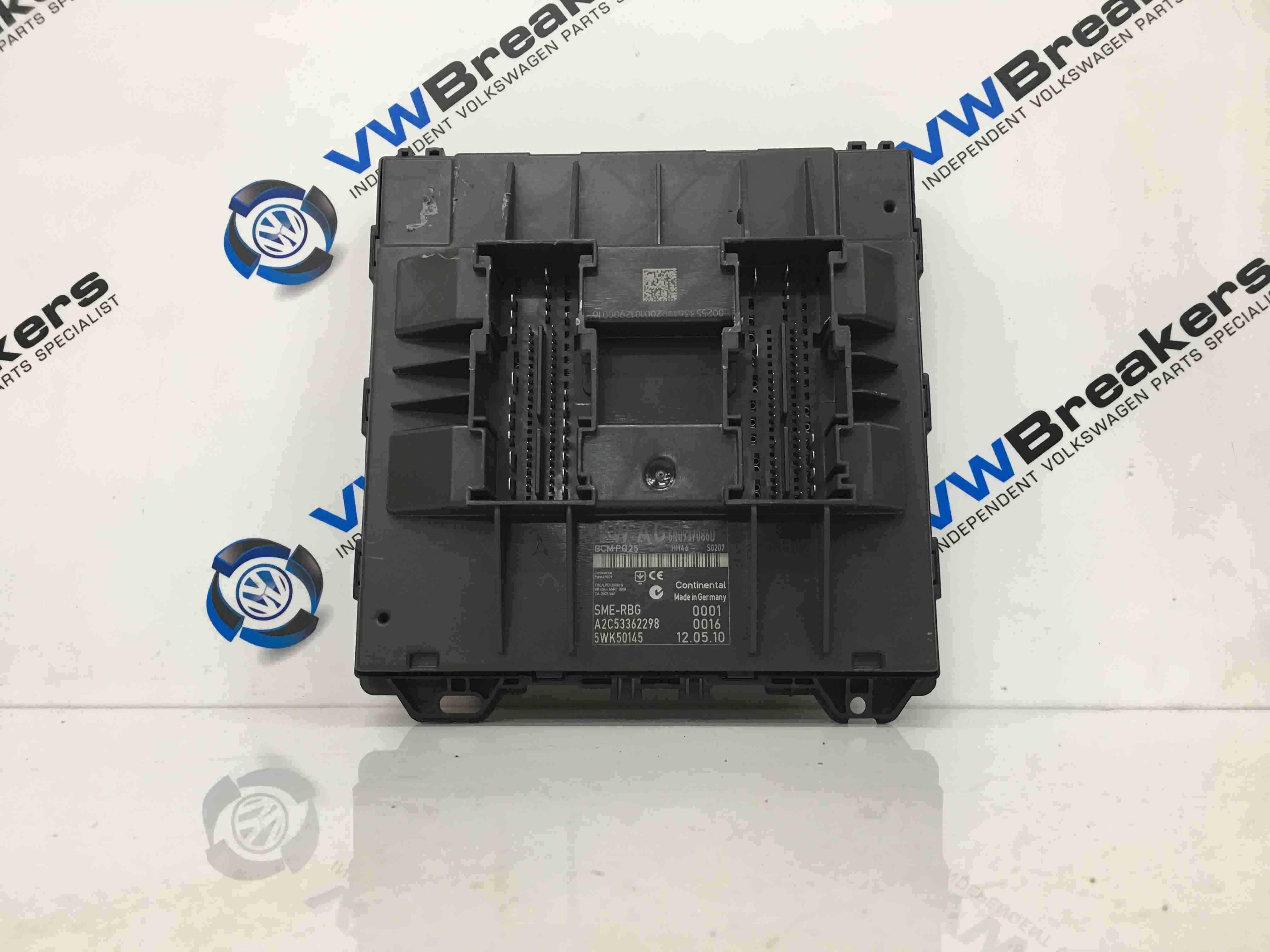 Volkswagen Polo 6R 2009-2014 Body Control Module BCM 6R0937086D