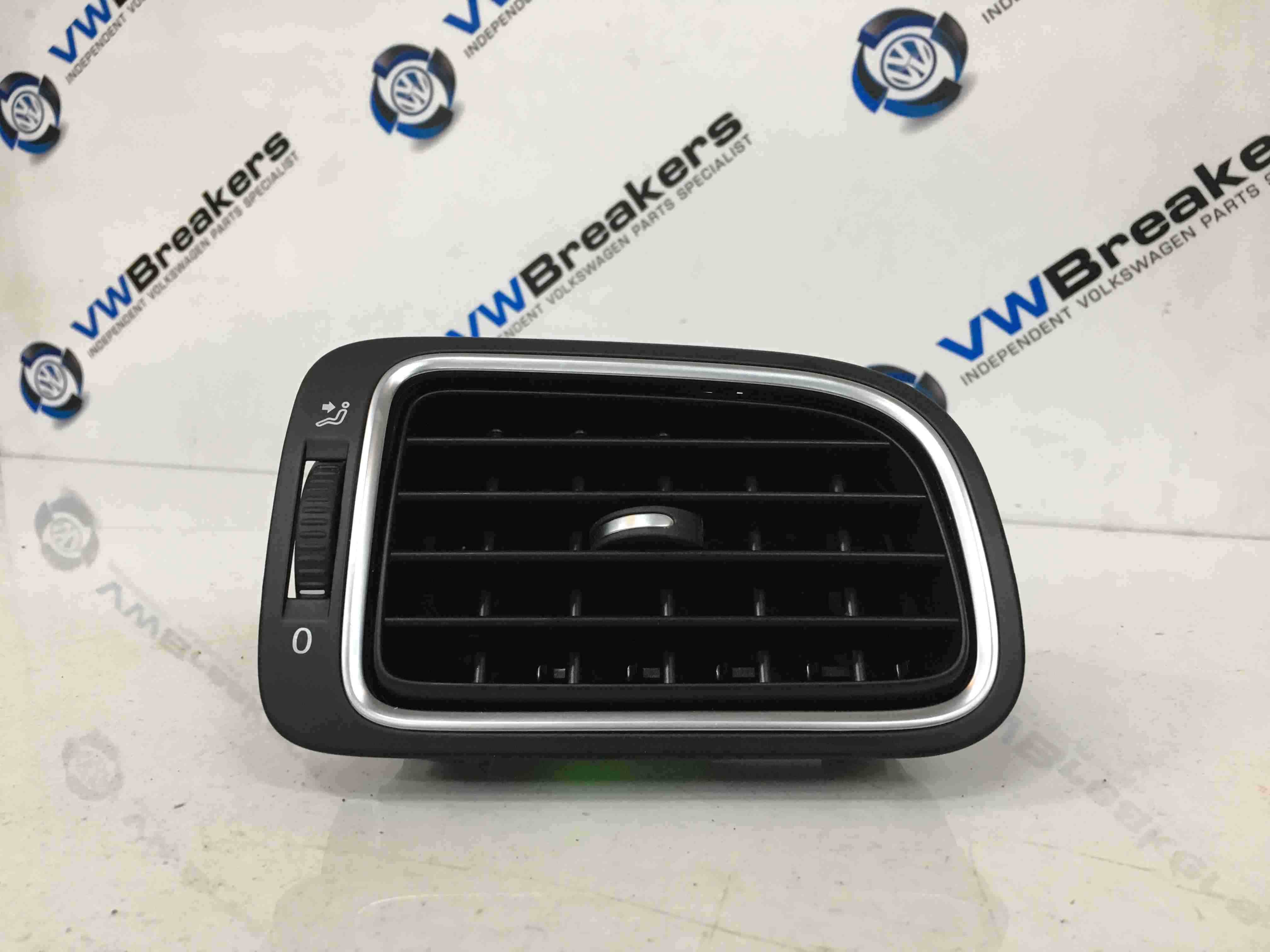 Volkswagen Polo 6R 2009-2014 Drivers OSF Front Heater Vent 6r0819704