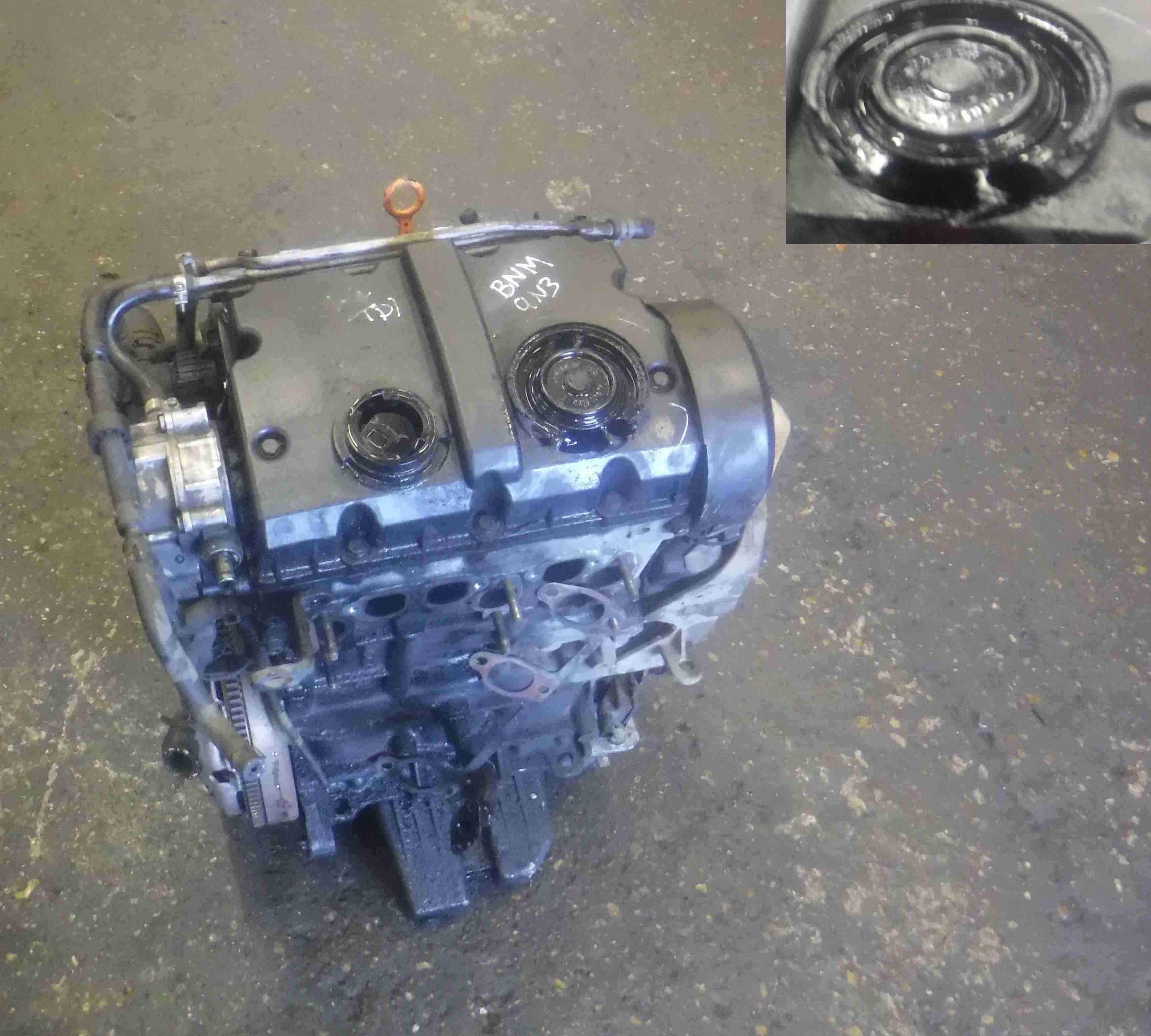 Volkswagen Polo 9N3 2006-2008 1.4 TDi Engine *3 Months Warranty* AMF