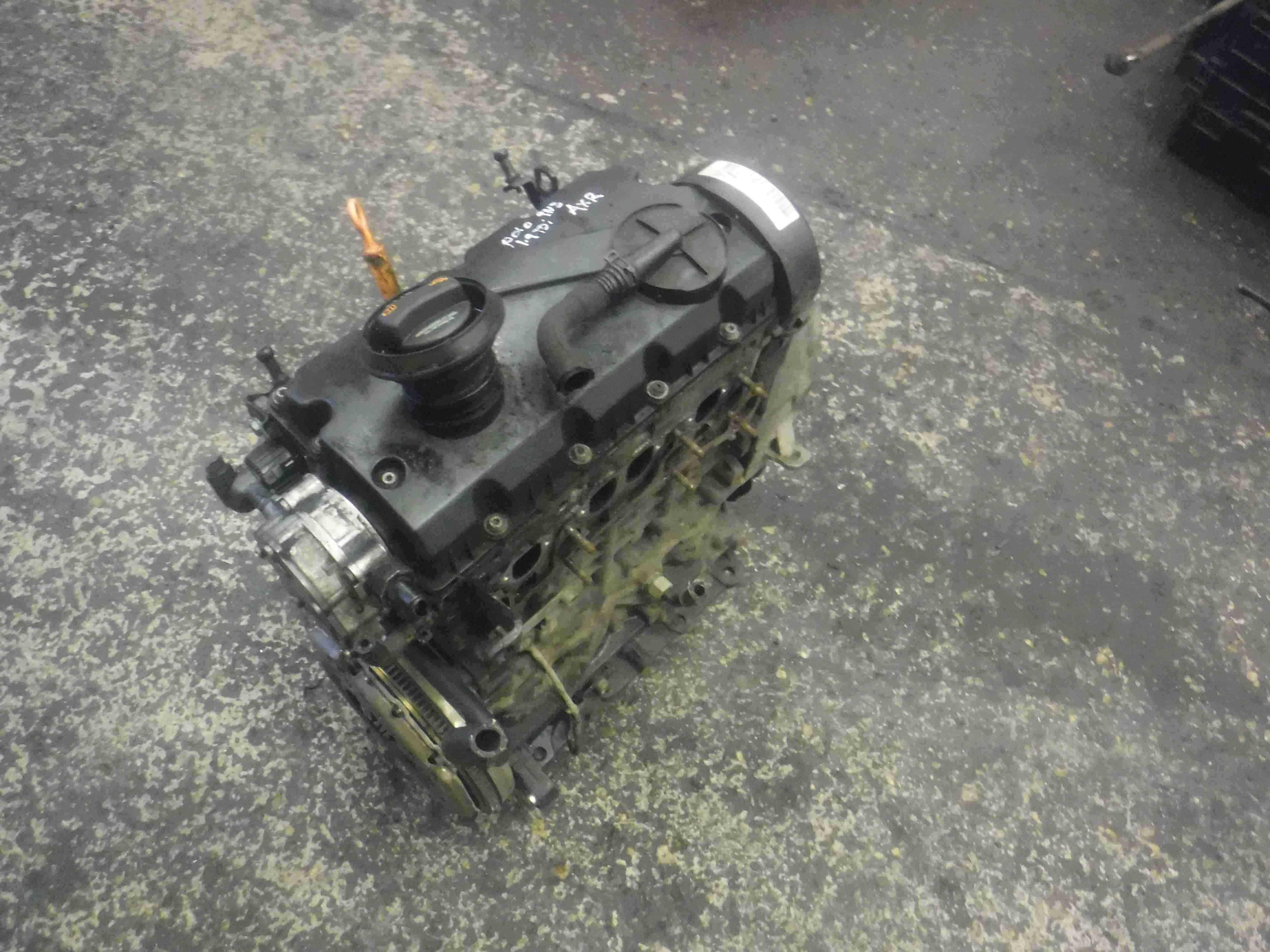 Volkswagen Beetle 9N3 2000-2006 1.9 TDi Engine AXR 3 Months Warranty
