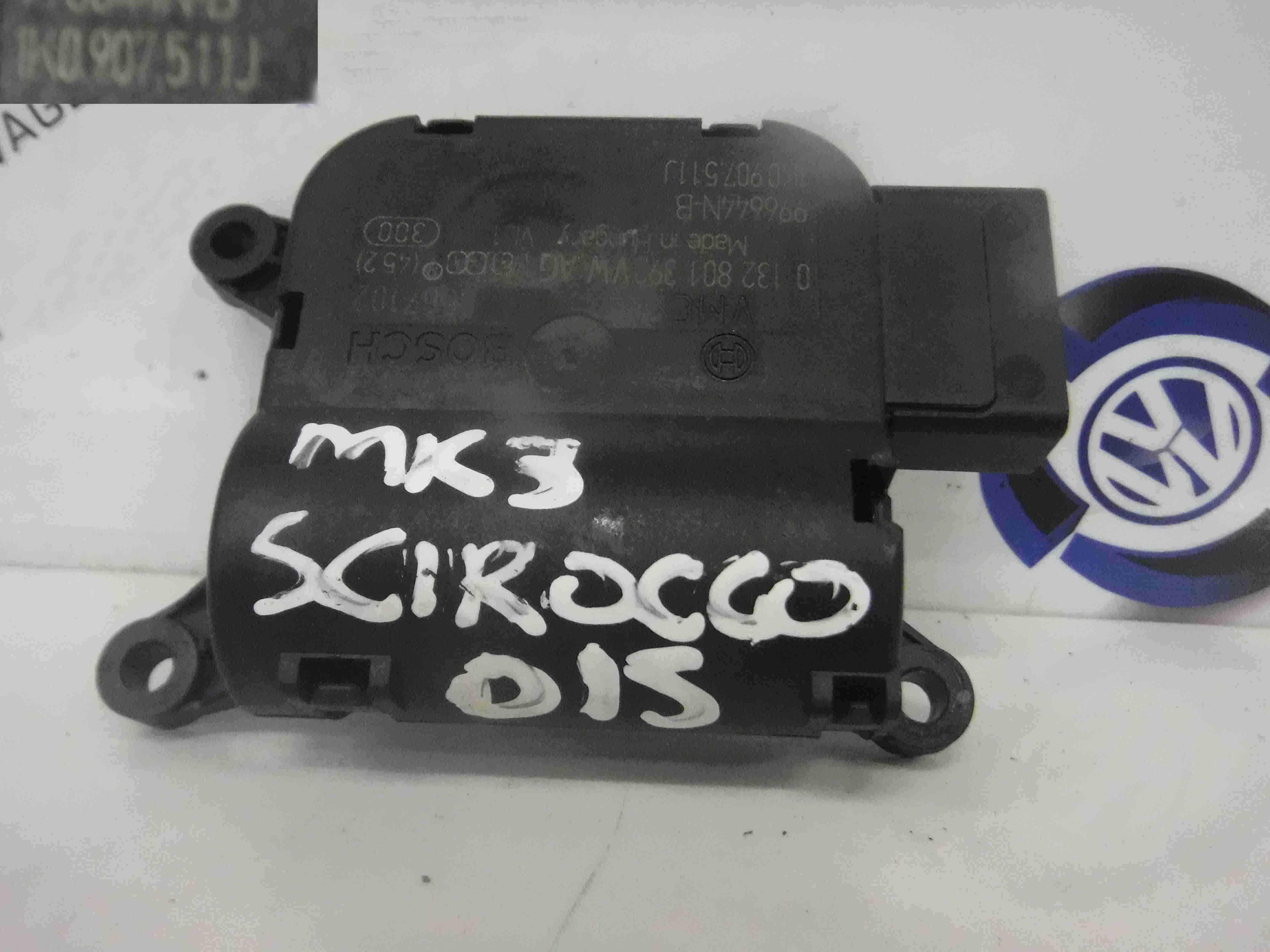 Volkswagen Scirocco 2008-2016 Heater Blower Air Con Distribution Flap Motor