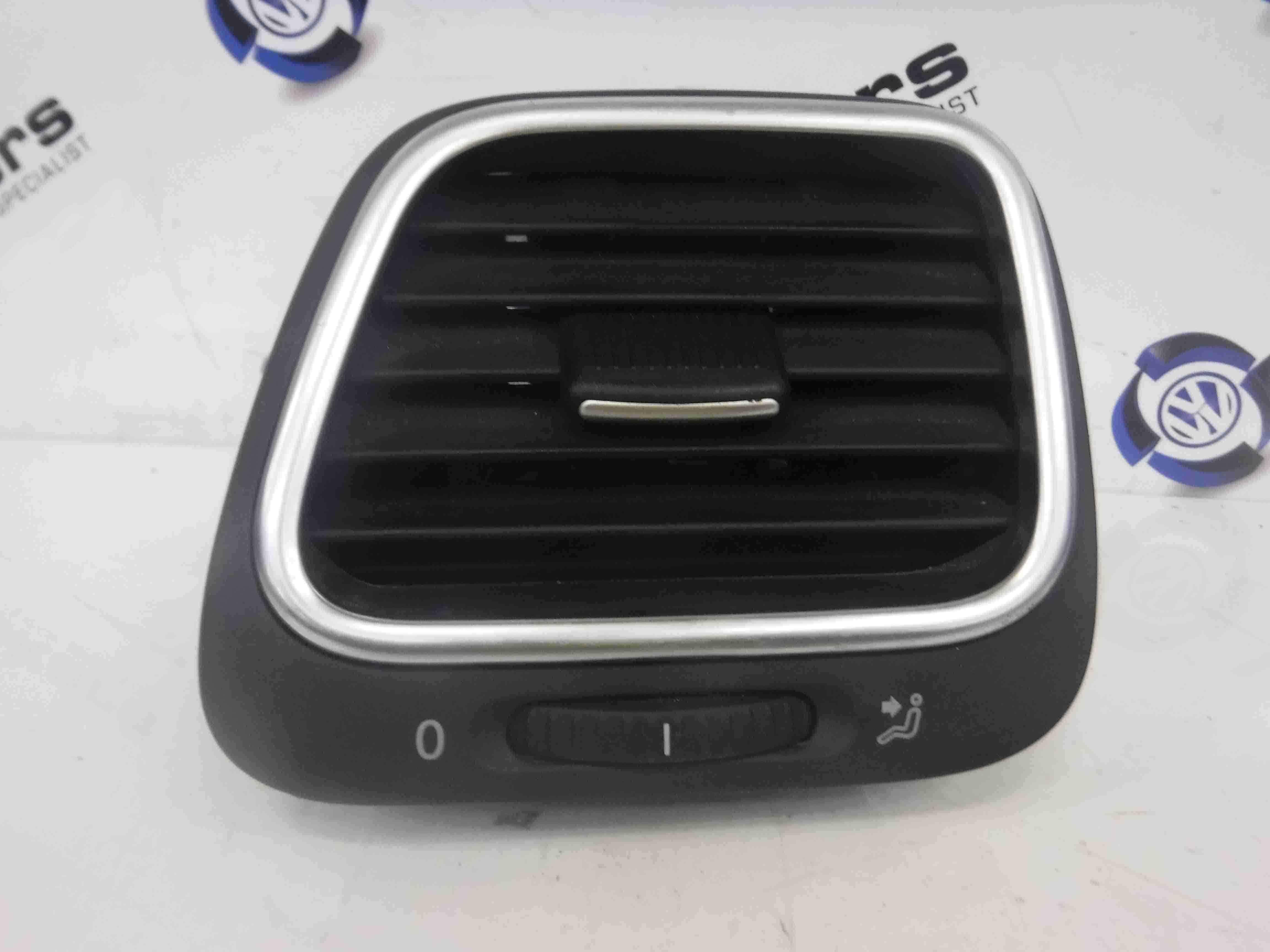 Volkswagen Scirocco 2008-2016 Passenger NS Dashboard Heater Blower Air Vent