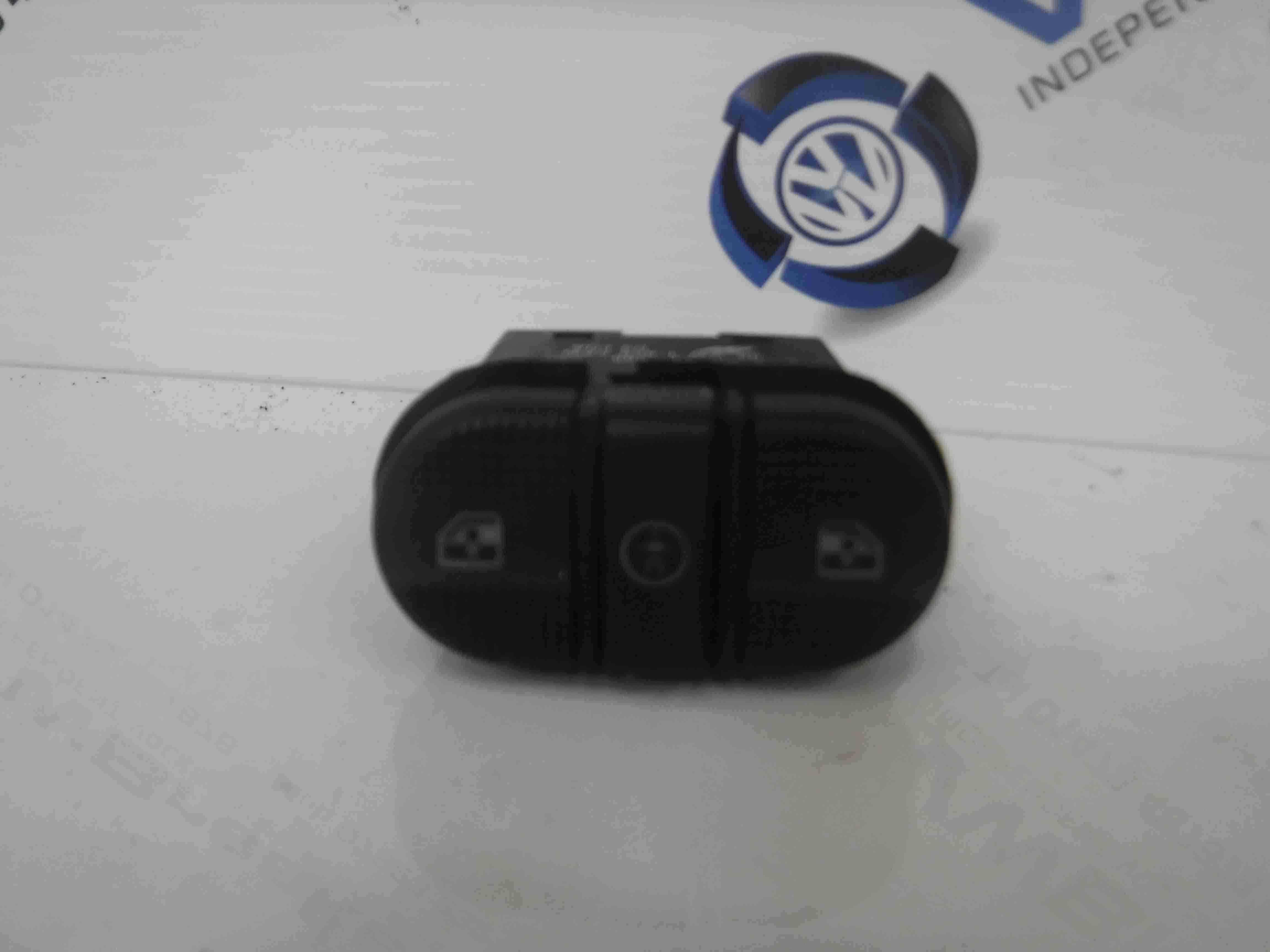 Volkswagen Sharan 1995-2000 Rear Window Switch Panel 7M0959855