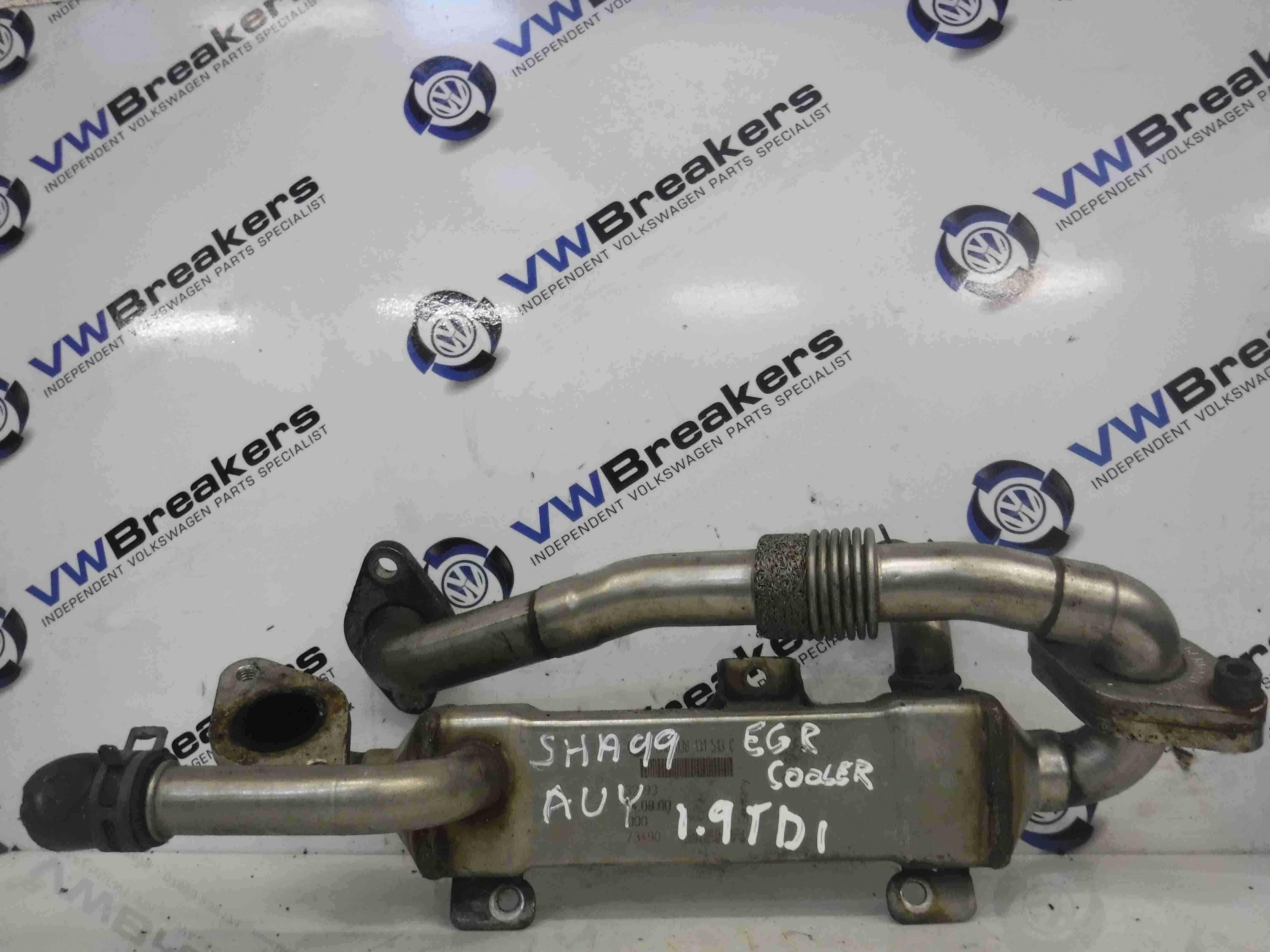 Volkswagen Sharan 2000-2009  1.9 tDi EGR Cooler 038131513C