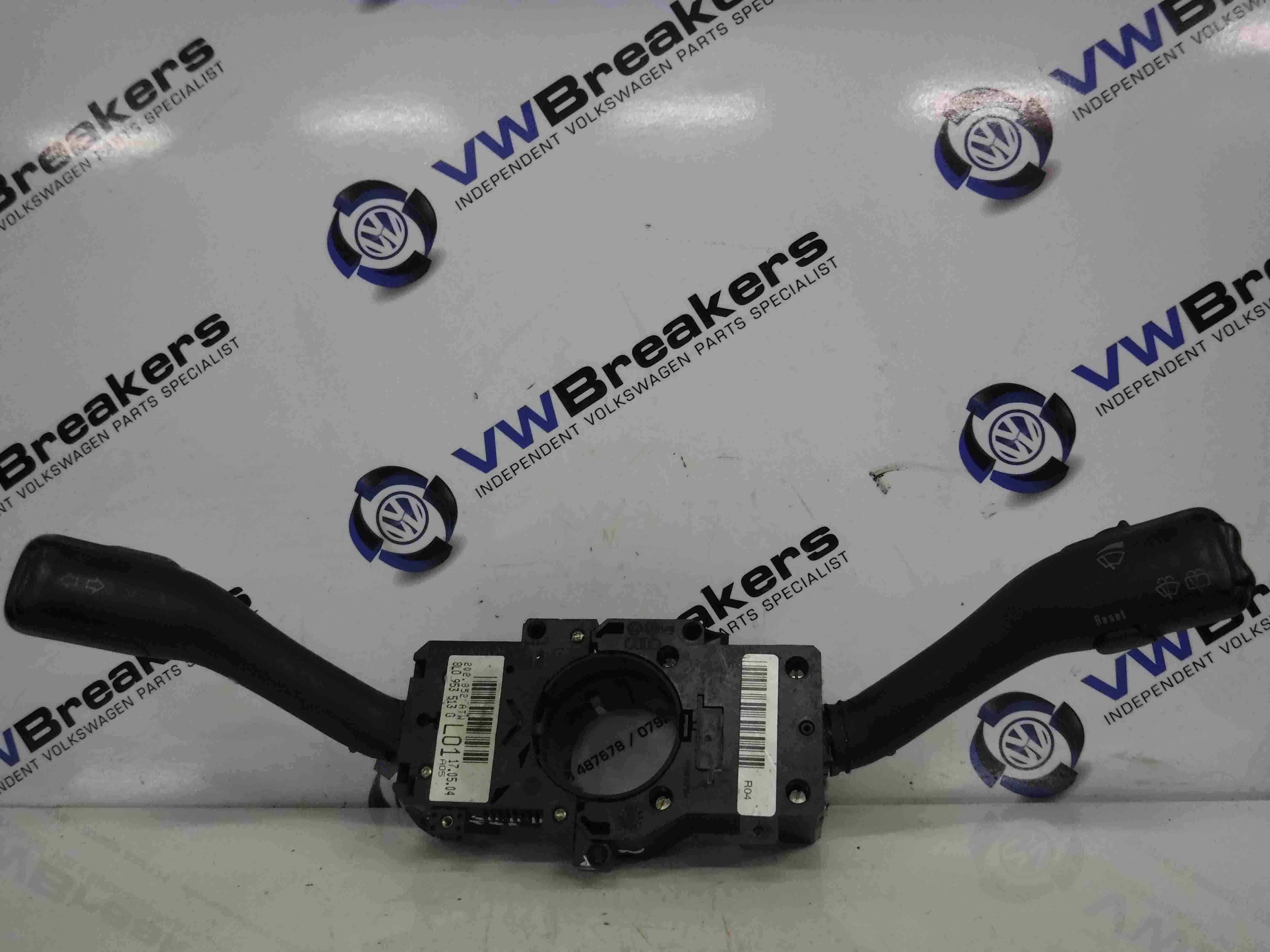 Volkswagen Sharan 2003-2009 Steering Wheel Stalk Buttons