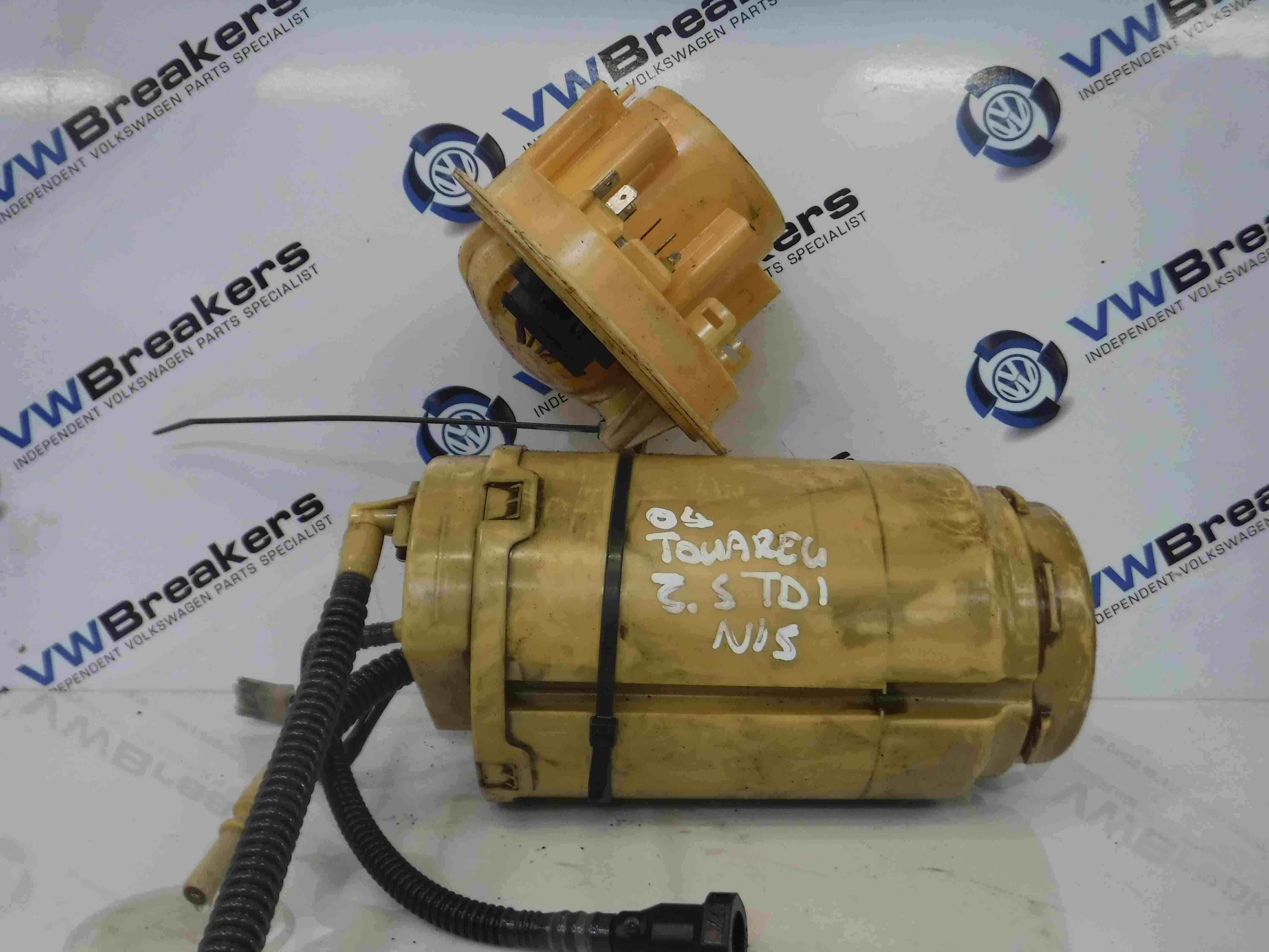 Volkswagen Touareg 2002-2007 2.5 TDI Fuel Tank Sender Fuel Pump Unit 7L6919679B