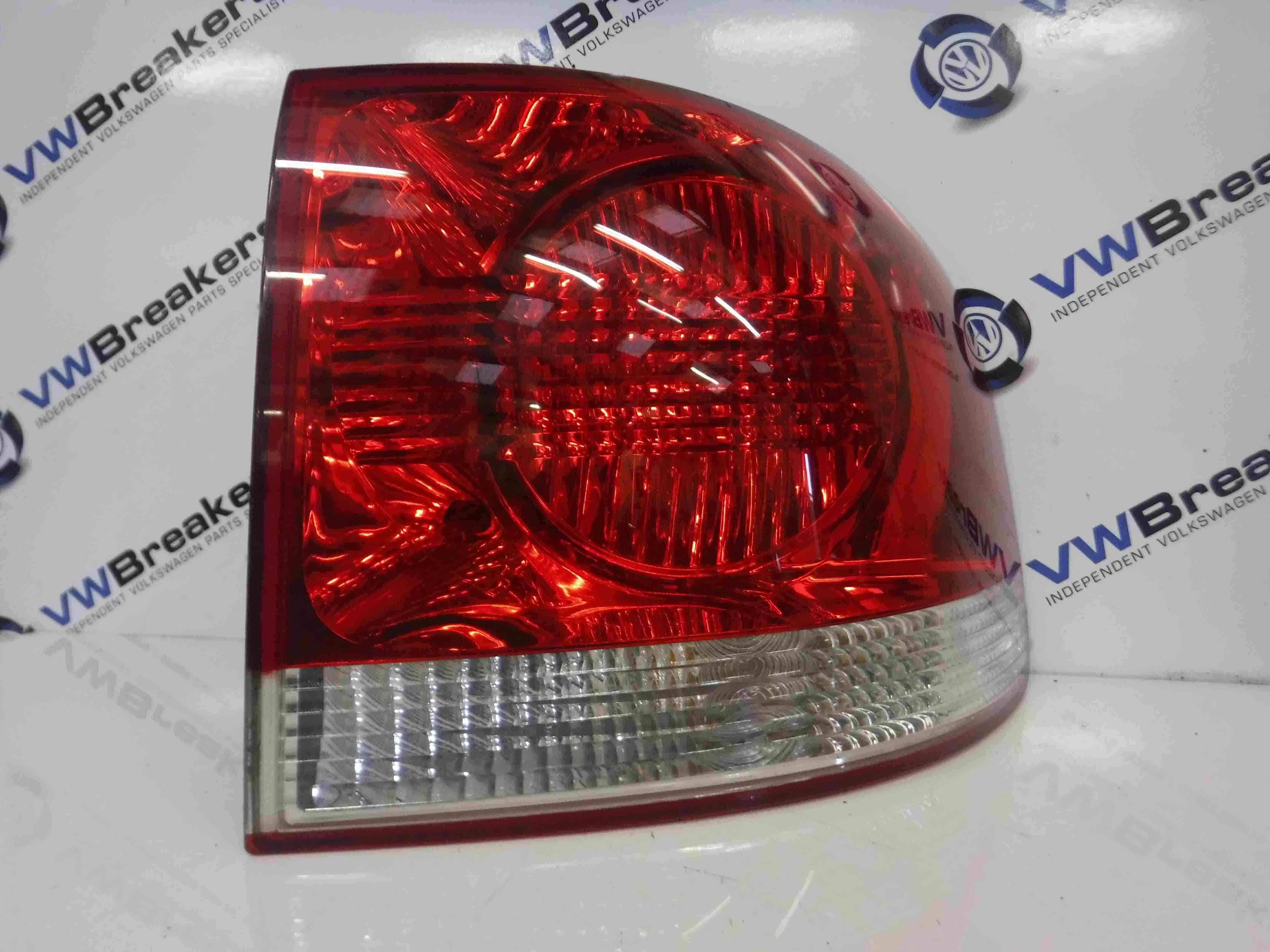 Volkswagen Touareg 2002-2007 Drivers OSR Rear Body Light 7L6945096K