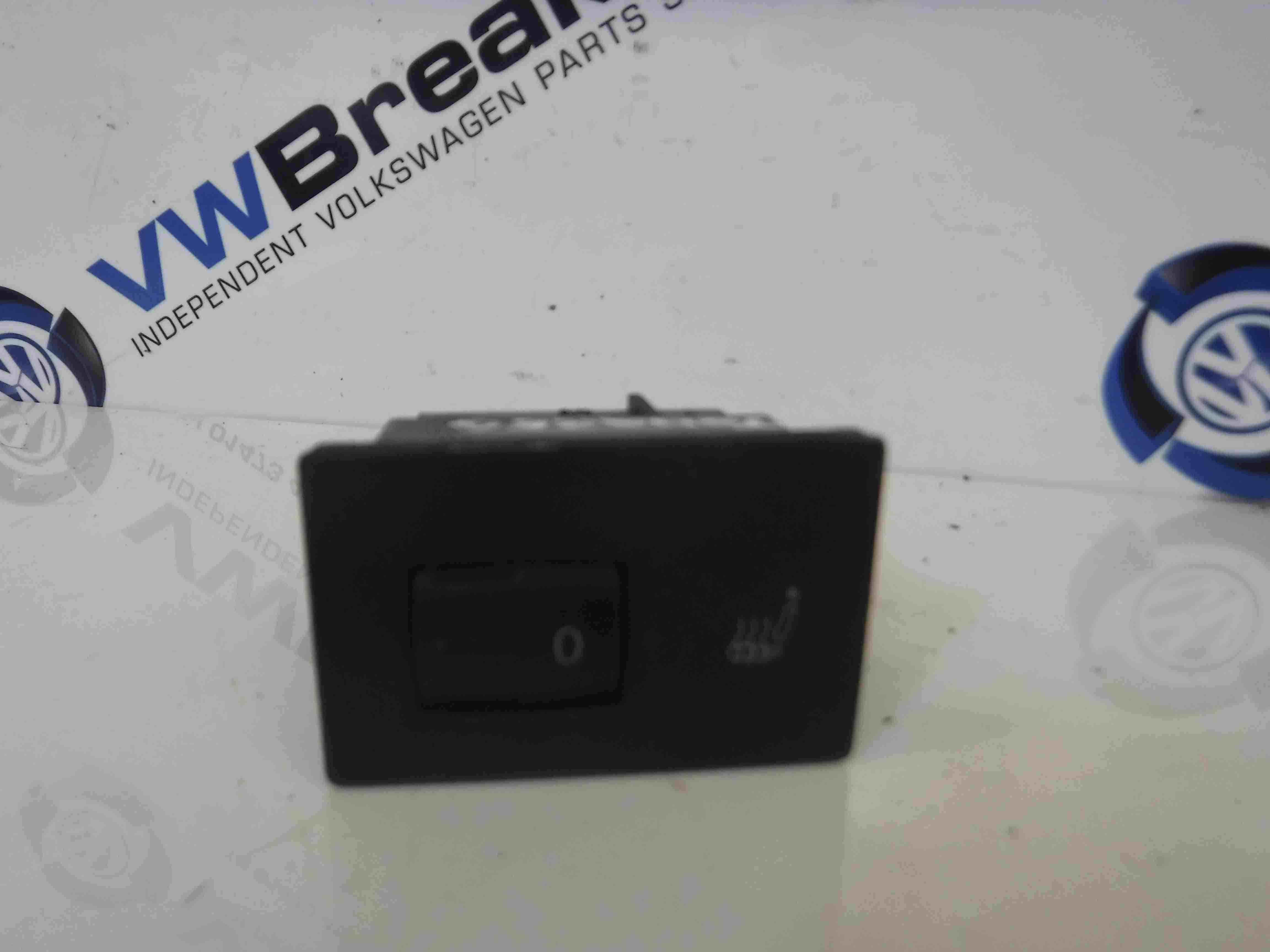 Volkswagen Touareg 2002-2007 Heated Seat Adjustment Switch 7l6963569b