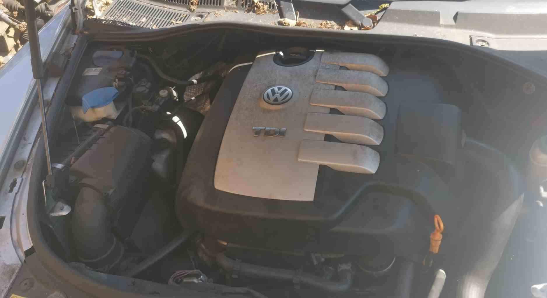 Volkswagen Touareg 2002-2010 2.5TDi Engine BAC Code