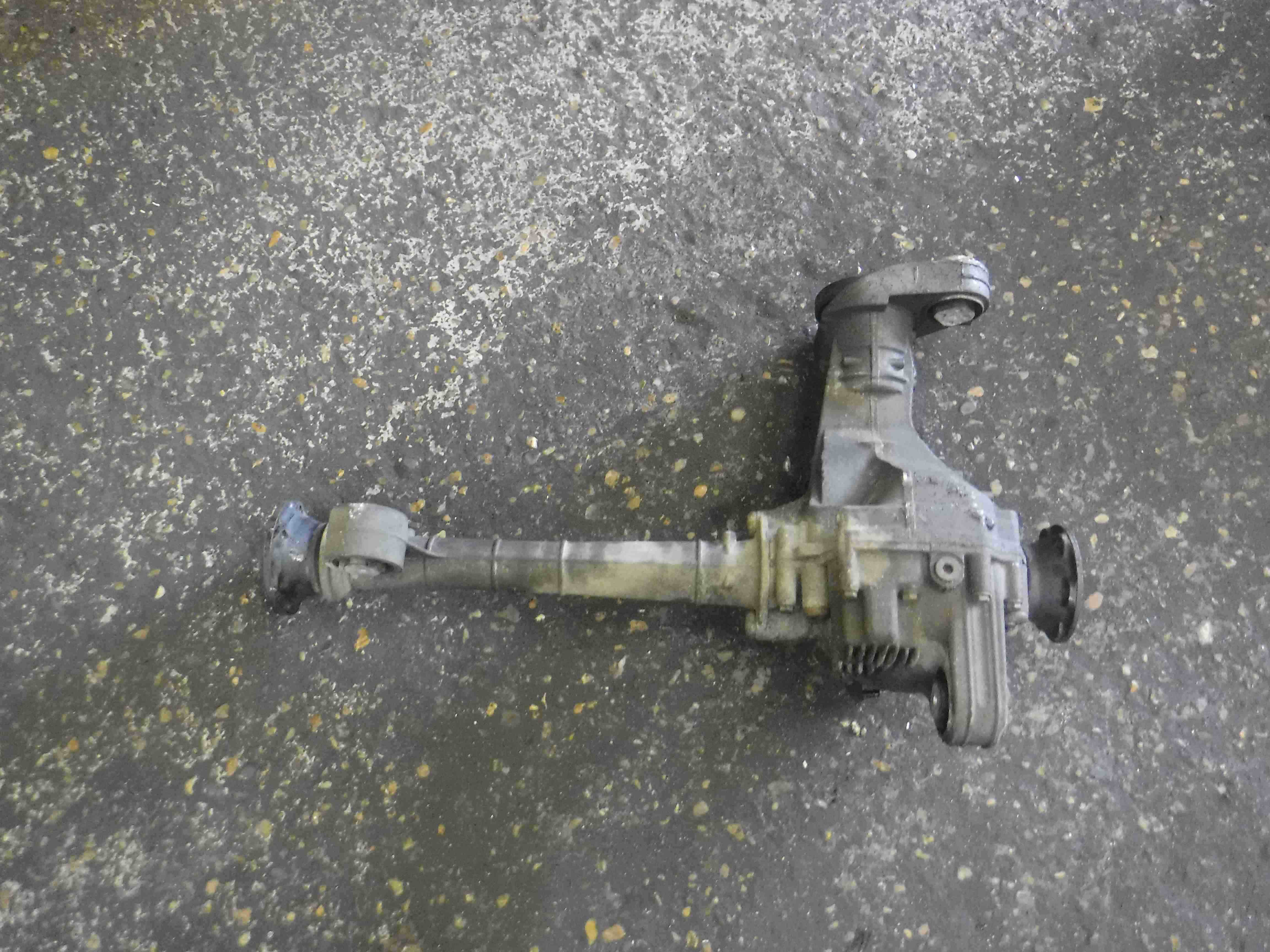 Volkswagen Touareg Porche 2002-2007 2.5 TDI Front Differential Diff With Shaft