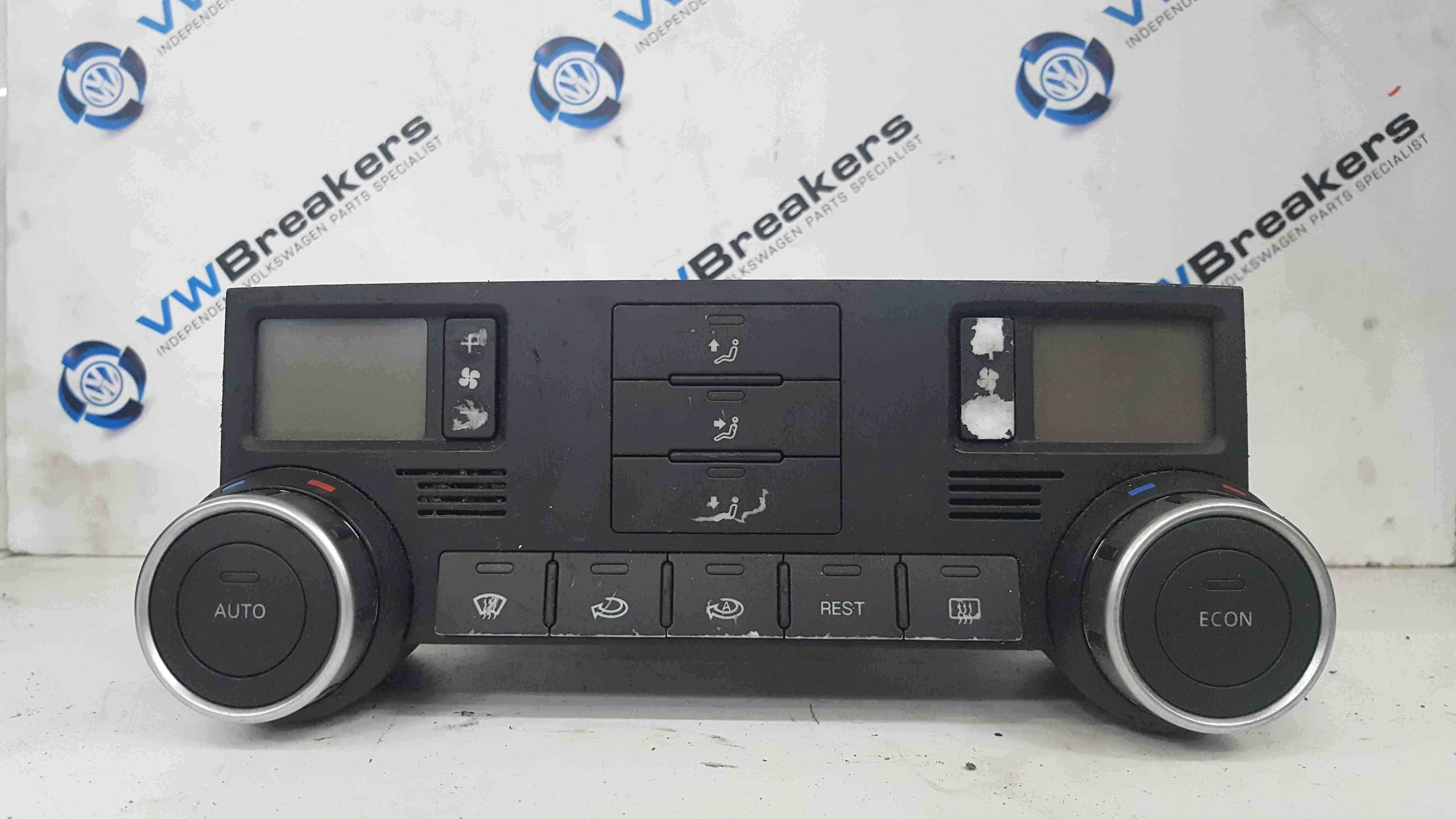 Volkswagen Touran 2003-2006 Climate Heater Control Panel 7L6907040L