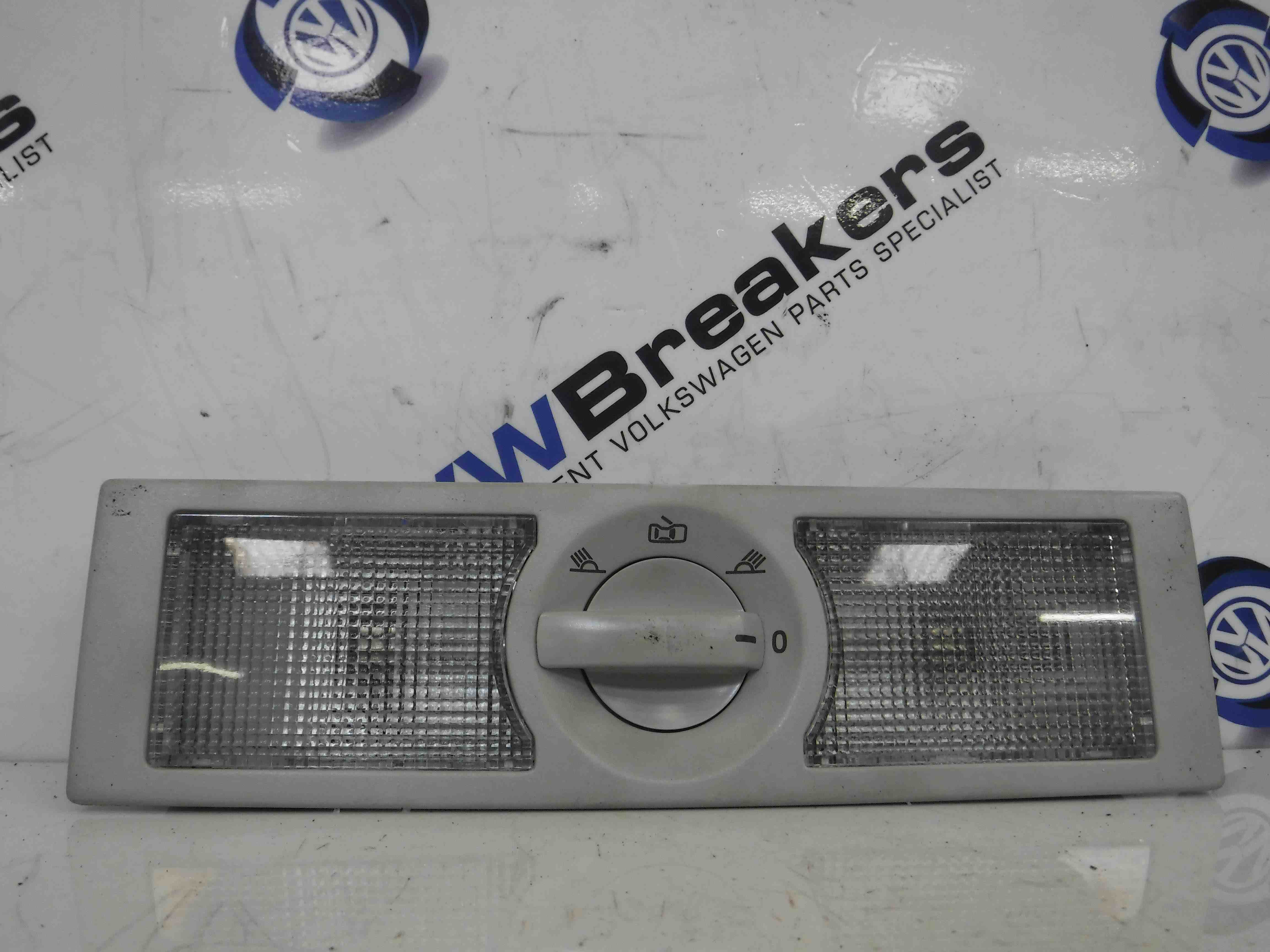 Volkswagen Touran 2003-2006 Reading Light Dome Panel