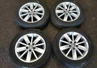 Volkswagen Polo 6C 2014-2017 Borbet Alloy Wheels Set X4 15inch