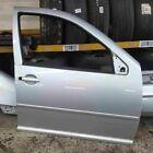 Volkswagen Golf MK4 1997-2004 Drivers OSF Front Door Silver LA7W 5dr