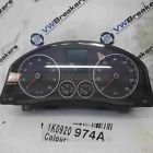 Volkswagen Golf MK5 2003-2009 Instrument Panel Dials Gauges Clocks 1K0920974A