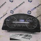 Volkswagen Golf MK5 2003-2009 Instrument Panel Dials Gauges Cluster Clocks