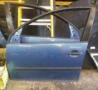 Volkswagen Golf MK5 2003-2009 Passenger NSF Front Door Blue LC5G 5dr