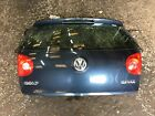 Volkswagen Golf MK5 2003-2009 Rear Tailgate Boot Blue Grey LC5F