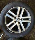 Volkswagen Golf MK6 2009-2012 Atlanta Alloy Wheel 16inch + Tyre 205 55 16 6