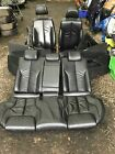 Volkswagen Passat B6 2005-2010 Black Leather Interior Set Cards Seats Chairs