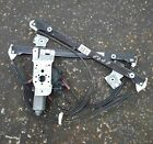Volkswagen Polo 6N 1995-1999 Passenger NSF Front Window Motor + Regulator 3dr