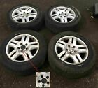 Volkswagen Touareg 2002-2007 Ronal Alloy Wheels Set 255 55 18 5x130 7L6601025